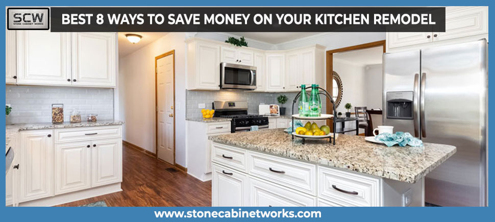 Ways to Save money on Your Kitchen remodel