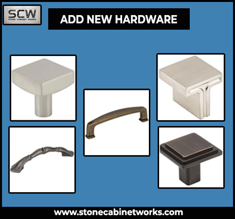 Right type and quality of hardware is neccessary for best Kitchen